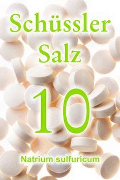 Schüssler Salz Nr. 10, Natrium sulfuricum