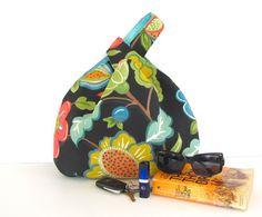 Knitting Bag Women's Japanese Knot Handbag Project Bag