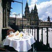 Parador -Santiago de Compostela Spain