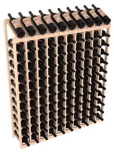 10 Column 12 Row Display Top Kit   instaCellar™ Wine Rack