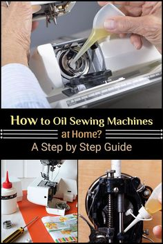 If you are frequent dressmaker, you'll know that from time to time you'll need to give your sewing machine oiling. Like a car, it keeps all the parts moving and sewing machine oil should be at your constant disposal to protect your pride and joy. Sewing m