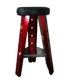 Man Cave shop stools designed and manufactured by us come in Diamond Plate Aluminium, Smooth Aluminum, Satin or Polished Stainless Steel. Shop Stools, Man Cave, Smooth, Red, Shopping, Furniture, Design, Home Decor, Decoration Home