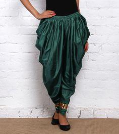Silk Dhoti Salwar