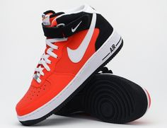 50150452fd09c1 Nike Air Force 1 Mid - Light Crimson - White - Black - SneakerNews.com