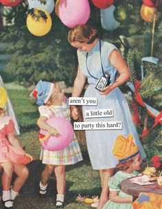 Arent you a little old to party this hard? - Happy Birthday Funny - Funny Birthday meme - - arent you a little old to party this hard? The post Arent you a little old to party this hard? appeared first on Gag Dad. Birthday Quotes For Him, Happy Birthday Funny, Birthday Images, Happy Birthday Wishes, Birthday Greetings, Birthday Cards, Happy Birthday Old Friend, Birthday Funnies, Funny Happy Birthday Pictures