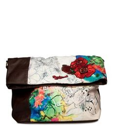 Bols Ibiza from Desigual. Ibiza, Bags, Fashion, Handbags, Moda, Fashion Styles, Fashion Illustrations, Ibiza Town, Bag