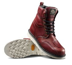 Roland Sands Mojave Riding Boots – Deadbeat Customs Blog