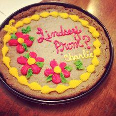 Senior prom proposal