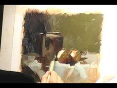 Vea el video - Tutorial Todavía pintura de la vida