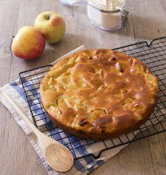Gouéron, gâteau aux pommes charentais - les meilleures recettes de cuisine d'Ôdélices