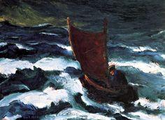 Emil Nolde - 1921