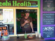 カイルア店が来月オープン!デトックス効果スムージー@Leahi Health
