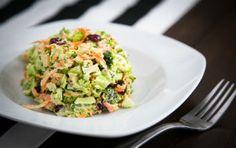 Салат витаминный из белокочанной капусты