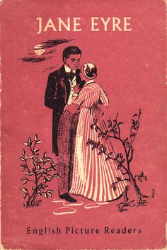 Book cover of Jane Eyre by Moyra Leatham (Illustrator), Oxford University Press, Pictorial Classics, 1961