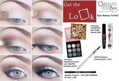 Eyebrows: http://www.beautytestbox.com/sothys-eyebrow-enhancing-pencil-2-brun Eyepencil: http://www.beautytestbox.com/mememe-cosmetics-eye-line-eyepencil-in-coal-1-6gr Eyelashes: http://www.beautytestbox.com/the-balm-cosmetics-body-builder-mascara-black Eyeshadow: http://www.beautytestbox.com/the-balm-cosmetics-shady-lady-giraffe-eyeshadow-palette #beautytestbox #beautybox #redbox #btb #beauty #makeuptutorial #makeup #tutorial #eyestutorial #create #stepbystep #eyes #eyesmakeup #shop