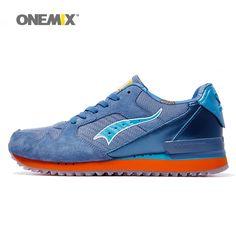 0eff87f65da4 ONEMIX men   women classic retro running shoes lightweight sneakers for  outdoor sports walking sneakers jogging