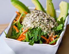 20 ingredients for delicious raw or mostly raw meals