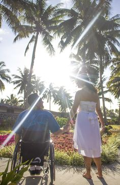 Yuri & Roberta Wedding August 2015 Return to Paradise Beach Resort Paradise Beach Resort, Tropical Weddings, Beach Resorts, Yuri, High Waisted Skirt, Fashion, Moda, High Waist Skirt, Fashion Styles