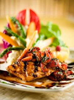 Marinated Grilled Fish Recipe