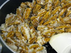 Becoming Betty: Candied Pecans