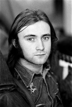 Phil Collins 1974  Mick Rock…handsome still to this day…thanks for sharing the picture…Gods Blessings…Mitzi…  :)
