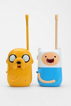 Adventure Time Walkie-Talkie