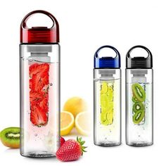 Healthy Fruit Infusing Water Bottle