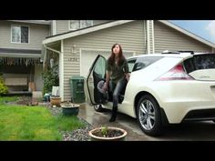 Honda commercial with Morgan Masse