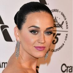Katy Perry, one of D'Orazio's regular red-carpet placements, wears Maxior jewels at the Capitol Records 75th Anniversary Gala in November 2016.