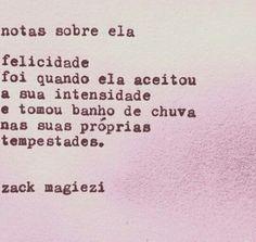 #felicidade #zack