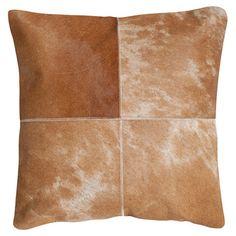 Selma Cowhide Pillow (Set of 2) at Joss and Main