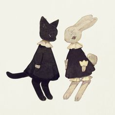Abstract art, animal art, home decor idea Cartoon Kunst, Anime Kunst, Cartoon Art, Anime Art, Art And Illustration, Illustrations, Kunst Inspo, Art Inspo, Dessin Old School