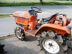 Kleintraktor Kubota Bulltra B 14 Traktor Schmalspuschlepper | eBay
