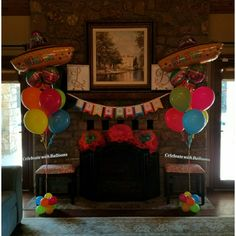 Balloons, Engagement, Celebrities, Party, Celebs, Engagements, Fiesta Party, Parties, Balloon