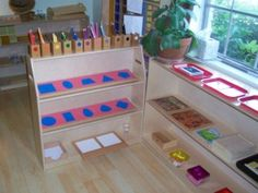 Pre-Writing Activities for the Montessori child