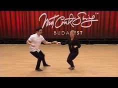 Jordan Frisbee & Tatiana Mollmann - Pro Show Lead&Follow - Budafest 2019 - YouTube