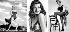 golden age of hollywood | The Evolution of the Ideal Female Body | Bulu Box Blog - sample ...