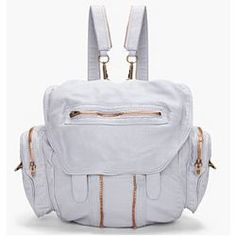 Grey Marti Mercury Backpack