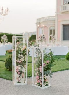 Lovers of All Things Pink & Floral Need to See This Stunning Villa Wedding in France! Lovers of All Things Pink & Floral Need to See This Stunning Villa Wedding in France! Seating Plan Wedding, Tent Wedding, Wedding Signage, Wedding Table Numbers, Garden Wedding, Wedding Events, Seating Plans, Dream Wedding, Wedding Dinner