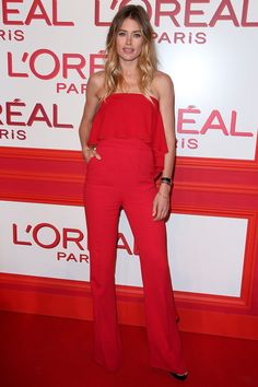 Pin for Later: Basically Every Model in Paris Convened For This 1 Party Doutzen Kroes