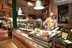 Jumbo supermarket flagship by VBAT, Breda   Netherlands #store design