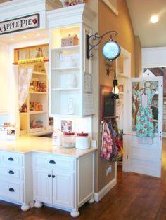 Sugar Pie Farmhouse pantry shop screen door