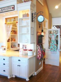 Sugar Pie Farmhouse pantry shop screen door