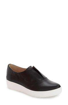 Dr. Scholl's 'Original Collection - Blakely' Laceless Platform Sneaker (Women)