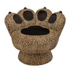 Leopard Paw Chair™ My New Chair♥