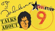 John Lennon talks about Revolution 9