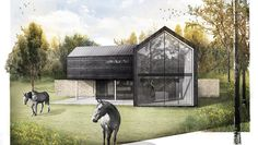 Meadow House Modern Residential new build Contemporary Winchester Hampshire…