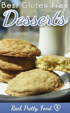 Best Gluten Free Desserts - Cookies, Cake, Brownies, Cheesecake, Pie, and More!  by Helen Frantz ($4.20)