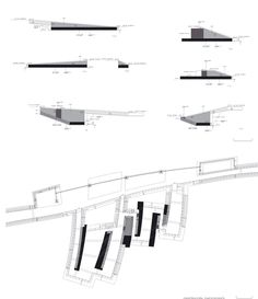 Bodegas Bell-Lloc, en Palamós, Girona Hotels And Resorts, Floor Plans, Diagram, Architects, Spain, Sketch, Concept, Studio, Detail