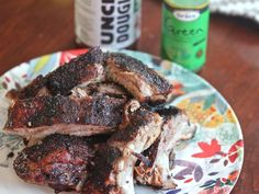 Oven-Baked Espresso, Cocoa, and Chili-Rubbed Baby Back Ribs | Serious Eats : Recipes